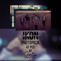 IKON - GOODBYE ROAD MV PHOTOPACK by JuliaEdits