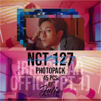 NCT 127 - IRREGULAR OFFICE (pt.1) TEASER PHOTOPACK by JuliaEdits