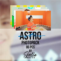 ASTRO - BABY MV PHOTOPACK by JuliaEdits