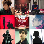 EXO - TEMPO MV PHOTOPACK by JuliaEdits
