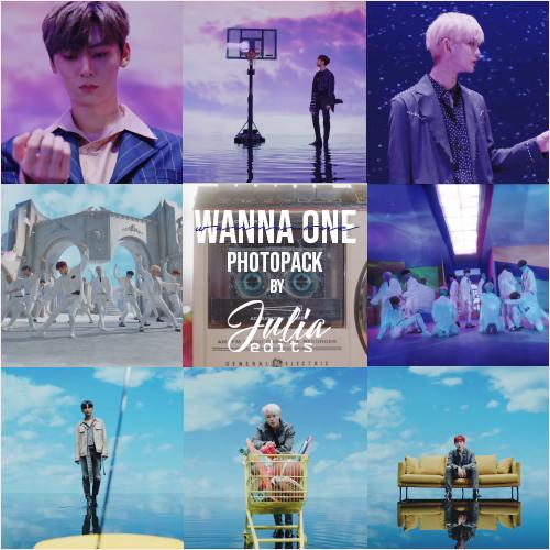 Wanna One Spring Breeze Mv Photopack By Juliaedits On Deviantart