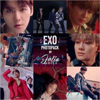 EXO - LOVE SHOT MV PHOTOPACK by JuliaEdits