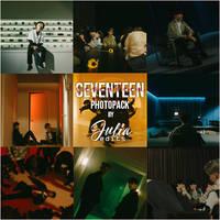 SEVENTEEN - GETTING CLOSER MV PHOTOPACK by JuliaEdits