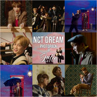 NCT DREAM - CANDLE LIGHT MV PHOTOPACK by JuliaEdits