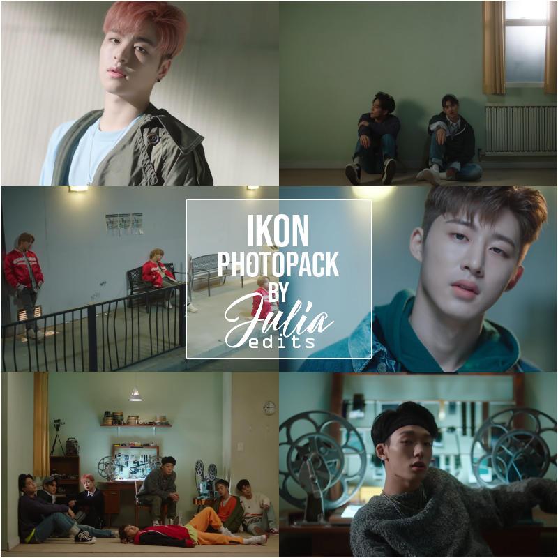 IKON - LOVE SCENARIO MV PHOTOPACK by JuliaEdits