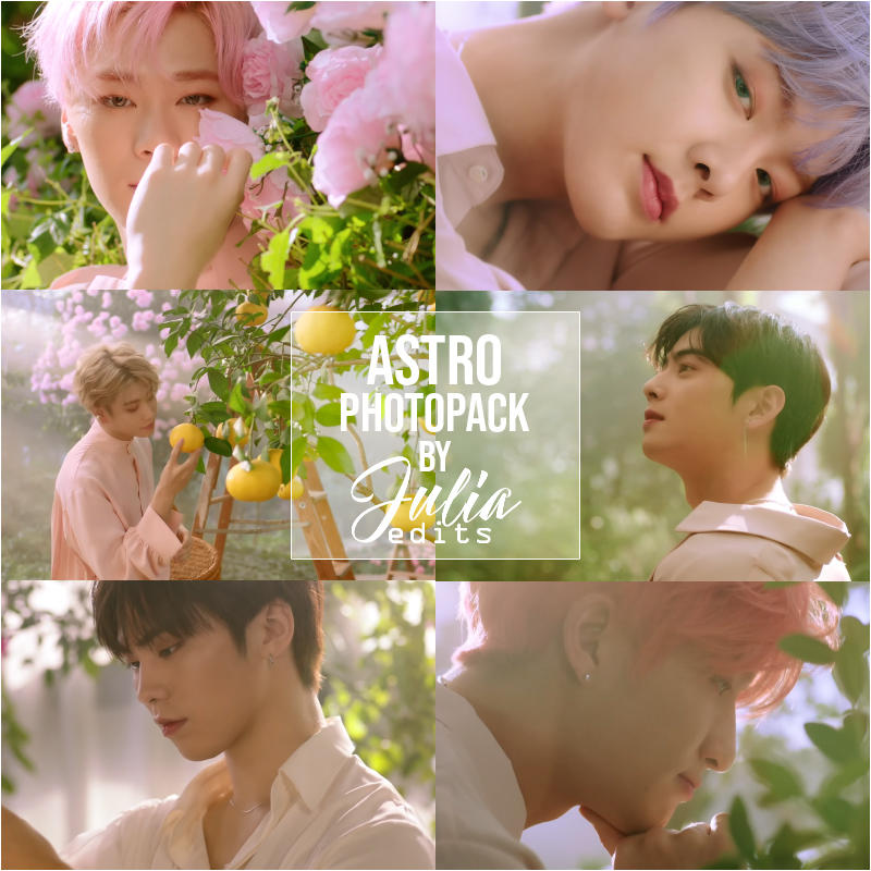ASTRO - ALL NIGHT MV PHOTOPACK by JuliaEdits