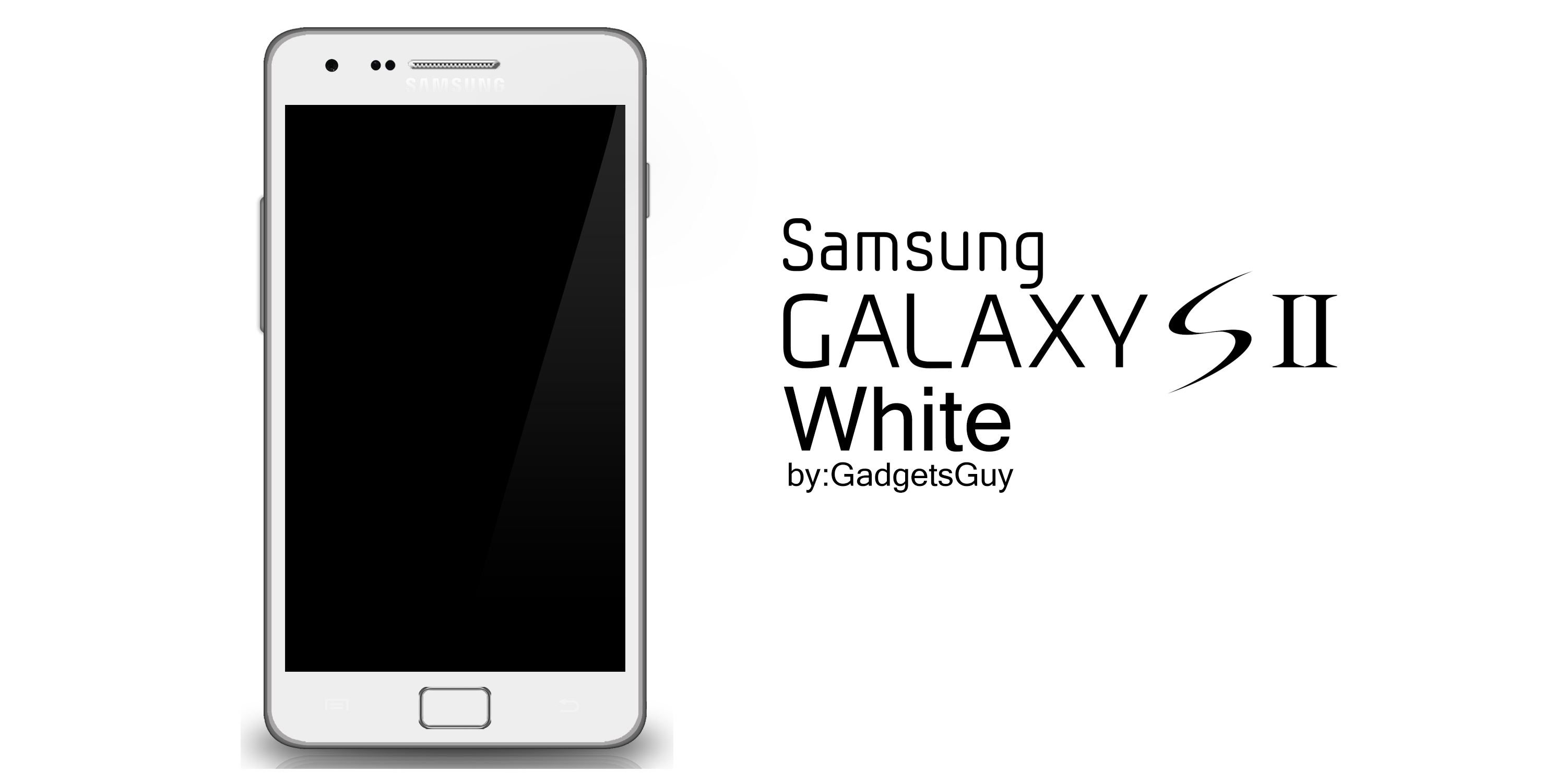 Samsung Galaxy S2 by gadguy by GadgetsGuy