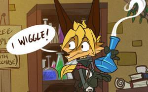 Alchemist Keane
