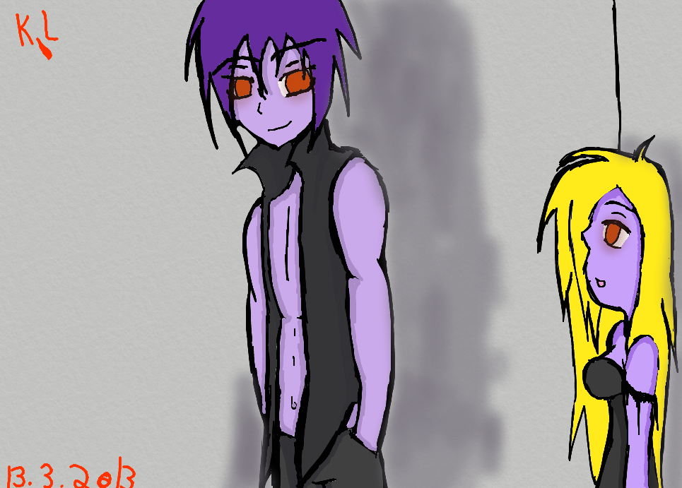 Me Meeting Ao Oni Human For The First Time By Demonspirit101 On