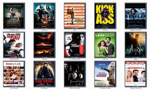 Movie Bluray Icons Pack 6