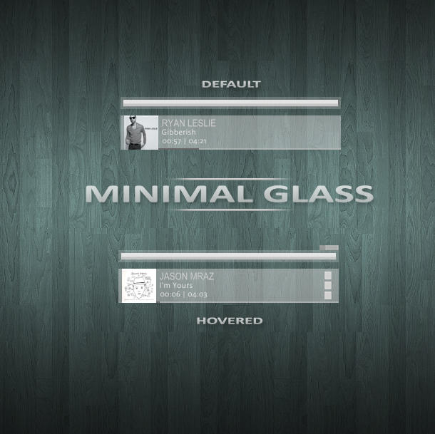 Minimal Glass for CAD by jaymedia