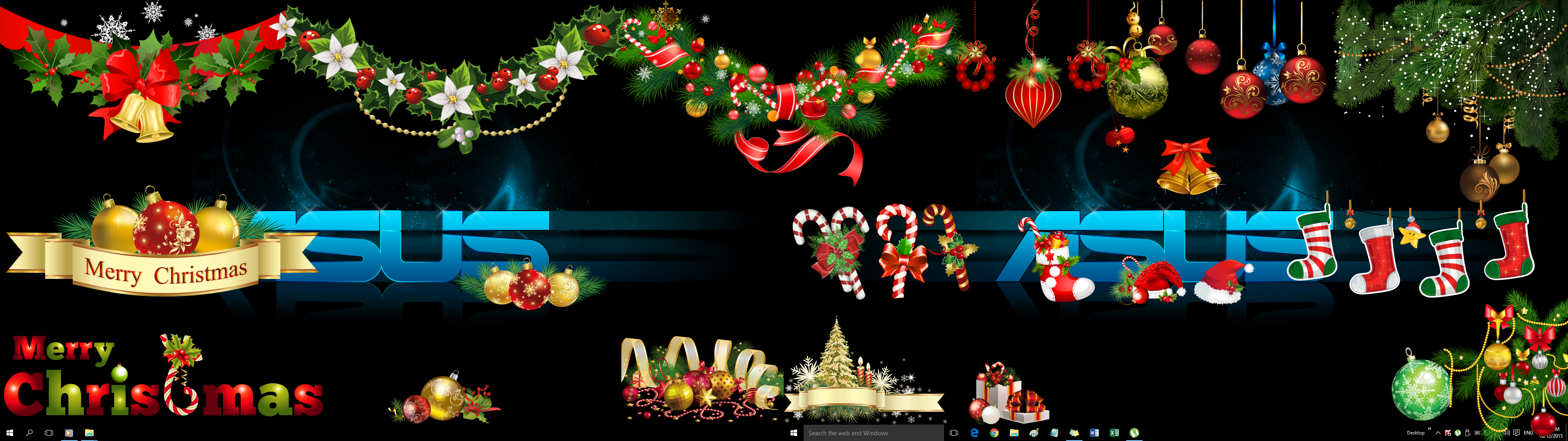 Christmas Decorations Pack By Ragingwasabi On Deviantart