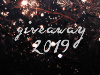 Giveaway 2019: New Years Pack by GraphicsNation
