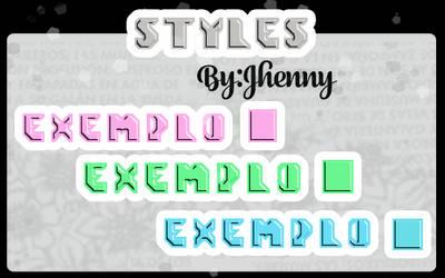 Styles 03