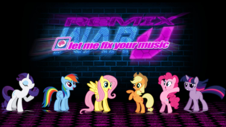 Remix War V - Dance Floor Pack - KibbieTheGreat by KibbieTheGreat
