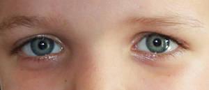 Vous pouvez voir l'ame dans les yeux