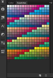 Official DC Comics 375 Color Palette by J-Skipper