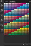 Official DC Comics 375 Color Palette