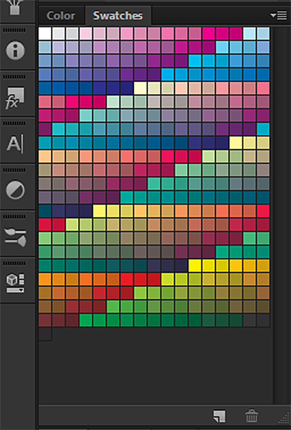 Official DC Comics 375 Color Palette by J-Skipper