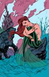 Little Mermaid - Flats
