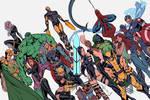 The Avengers - Flats