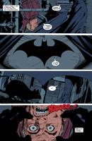 Batman: Hush page 4 FLATS by J-Skipper