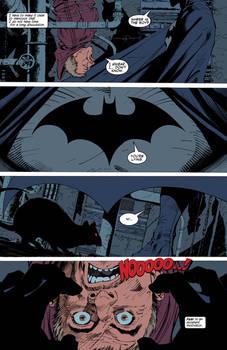 Batman: Hush page 4 FLATS