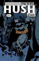 Batman: Hush page 6 FLATS by J-Skipper