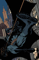 Batman: Hush Cover FLATS