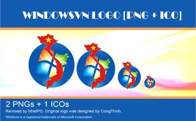Windowsvn Logo by NhatPG