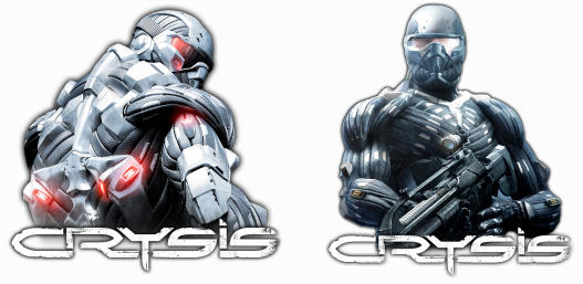 Crysis Icons by SolidAlexei