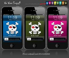 iPhone Wallpaper Pack 001v4