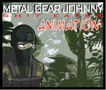 Metal Gear Johnny: Shit Eater