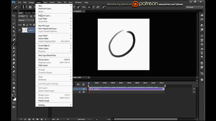 Tutorial Photoshop animation timelines overview by sykosan