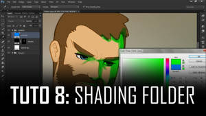 Tuto 08 - Photoshop Shading Folder