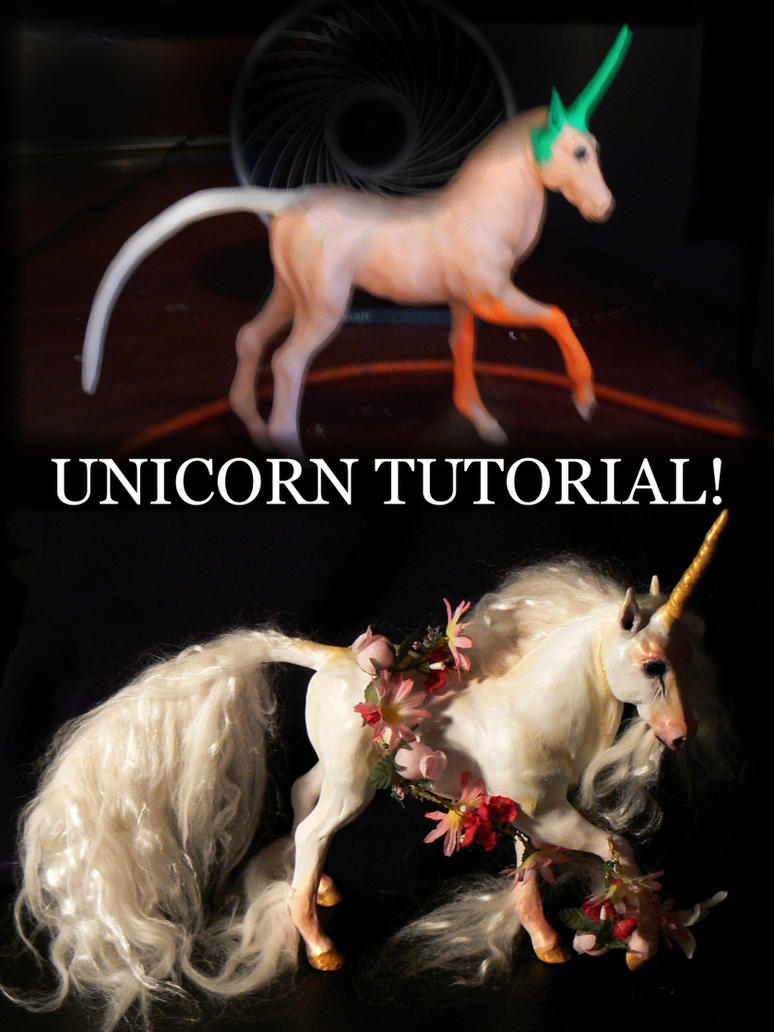 Unicorn Tutorial Part 1 by scenceable