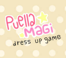 Puella Magi Dress up game by koffing109