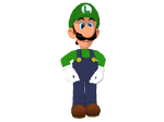 Mario Party 9 Luigi (V2) for MMD (+DL)