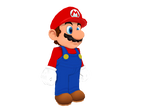 Mario Party 9 Mario for MMD (+DL)