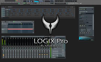 LOGIX Pro : Skin for FL Studio 11