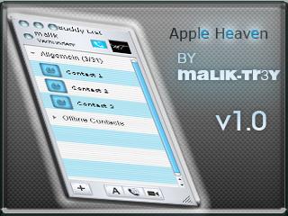 Apple Heaven for Trillian 3.0
