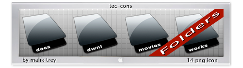 tec-cons Folders by malik-trey
