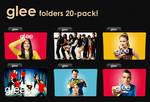 Glee megapack folder icons