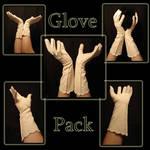 White Gloves Pack
