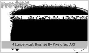 Large Mask Brushes