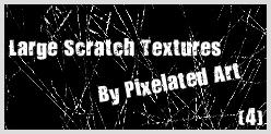 Large Scratch Textures by pixelatedarts