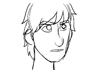 Hiccup - 'I don't know' Animation Test by ChikkiArts