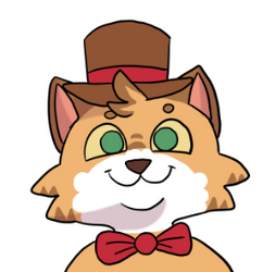 Tabby! (Animated Commission) by ChikkiArts