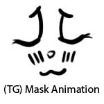 'Cat Mask' TG Animation by xychojack