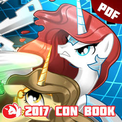 BronyCAN 2017 Convention Guide Book